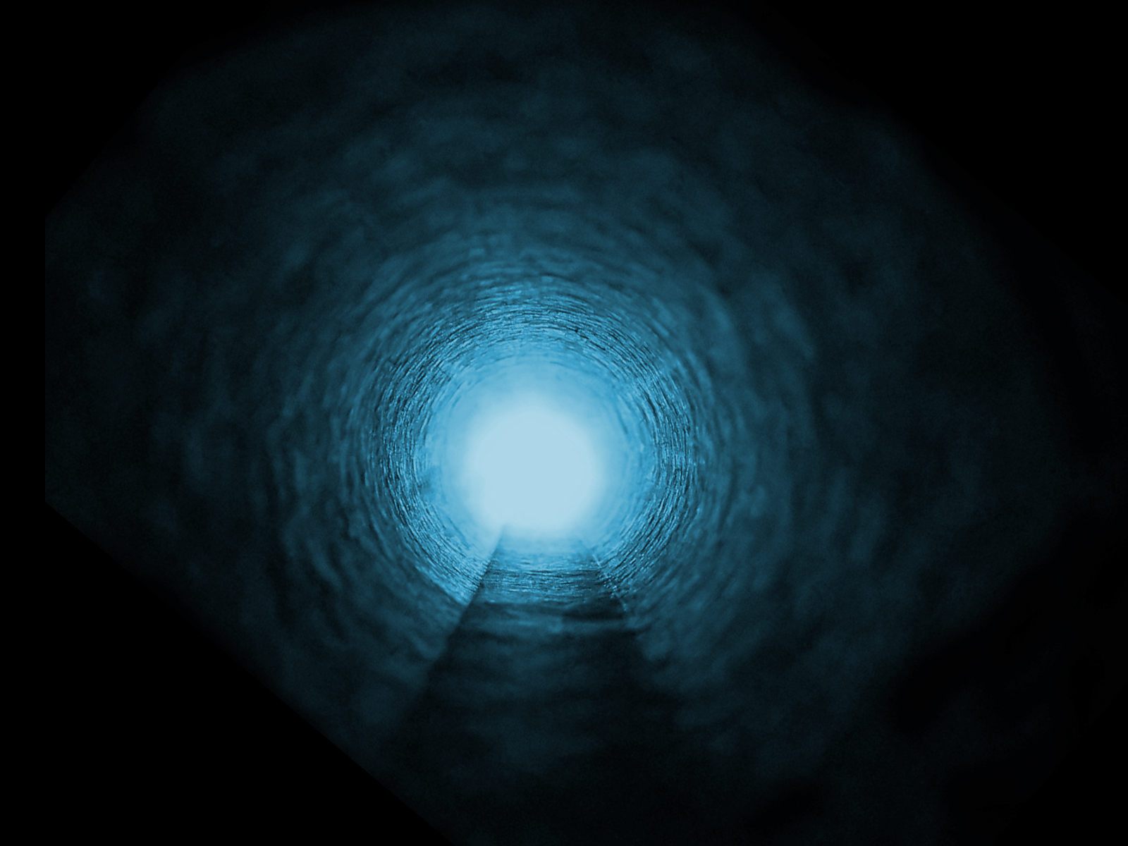 there is a light at the end of the tunnel If there's one thing we all need to stop doing, it's waiting around for someone else to show up and change our lives just be the person you've been waiting for.